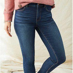 Everflex™ High Rise Dark Tint Stretch Skinny Jean